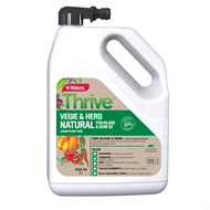 Yates Thrive Natural Vegie and Herb Hose On Liquid Fertiliser