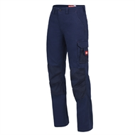 Hard Yakka Ladies Cargo Pant - 8 Navy