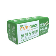 Earthwool R4.0 195 x 430mm 8.98m2 Ceiling Batts - 18 Pack