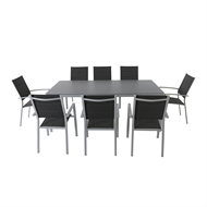 Mimosa 210 x 110cm Ancona Dining Table