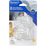 Perma Child Safety Corner Protectors - 8 Pack
