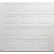 Gliderol Garage Doors 1920 - 2180 x 1751 - 2500mm Colorbond Oxford Panel Glide Garage Door