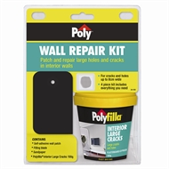 Poly Wall Repair Kit