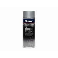 Dulux Duramax 300g Diamond Finish Spray Paint - Silver