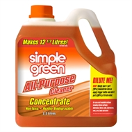 Simple Green 2.5L Orange Concentrate Cleaner