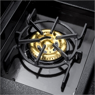 Matador 4 Burner Titan Hooded BBQ With Side Burner