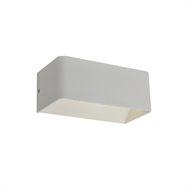 Home Design Archi Wall Light Rectangle - White