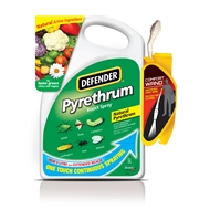 Defender 5L Pyrethrum Garden Insect Spray