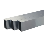 Metal Mate 50 x 30 x 2mm 3m Rectangle Aluminium Angle