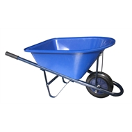 Kids Poly Tray Wheelbarrow