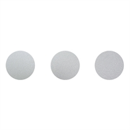 Pillar Products 3m Frosted Circles Window Safety Decal