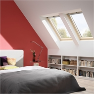 VELUX 780 x 1180mm Dual-Action Roof Window