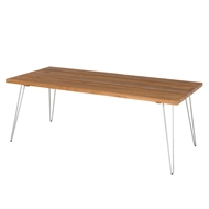 Hartman 300 x 100 x 76cm Marseille Timber Dining Table