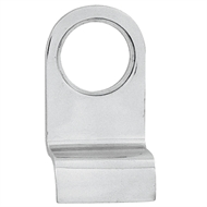 Delf Cylinder Pull Plain - Satin Chrome