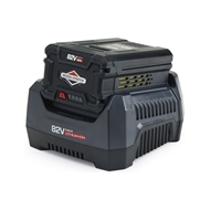 Briggs & Statton 82V 2.0Ah Battery and Charger Kit