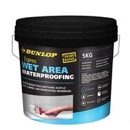 Dunlop 5kg Trade Range Express Wet Area Waterproofing