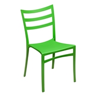 Tusk Living Green Cafe Chair