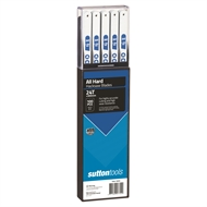Sutton Tools 300mm 24 TPI All Hard Hacksaw Blade - 100 Pack