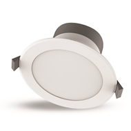 Osram Ledvance 8W 850lm Cool White Dimmable LED Downlight