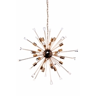 Cafe Lighting 240V Sputnik Pendant Light