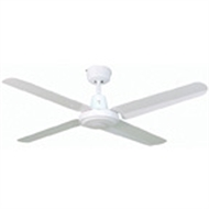 Mercator 130cm White Swift Ceiling Fan