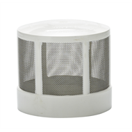 Rain Harvesting 100mm Mozzie Proof Vent Cowl