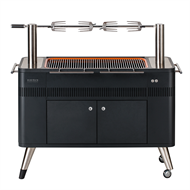 Everdure by Heston Blumenthal HUB Electric Ignition Charcoal Barbeque
