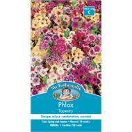 Mr Fothergill's Phlox Tapestry Flower Seeds