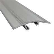 Roberts 1.65m Silver Senior Ramp Floating Floor Trim