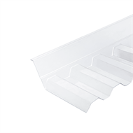 Suntuf Greca Clear Wall Flashing