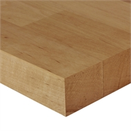 Think Timber 3600 x 600 x 32mm Modular Benchtop - Alder