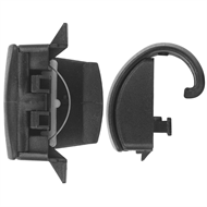 Rolltrak Spares Window Snail Back Handle