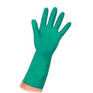 Ansell Size 9 Large Eco-Green Chemical Gloves