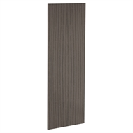 Kaboodle Coco Grain Blind Corner Pantry Panel