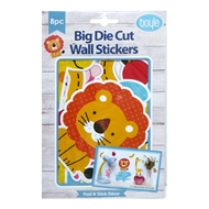 Boyle Big Die Cut Wall Stickers - Animals