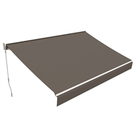 Windoware 3 x 2m Charcoal Windoware Easy Fit Awning