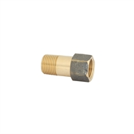 Kinetic 50 x 15mm Brass Threaded Extension