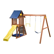 Swing Slide Climb Flinders Playset