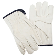 Safety Zone Large Work Tuff Leather Riggers Gloves