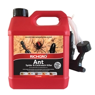 Richgro 3L Ready To Use Ant Spider And Cockroach Killer
