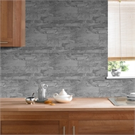 Superfresco Easy 52cm x 10m Grey New Brick