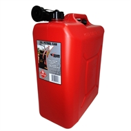 Icon Plastics Fuel Can And Pourer - 20L