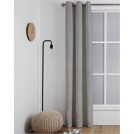 Windoware 1200 x 2230mm Hilton Blockout Eyelet Curtain - Taupe