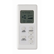 Mercator Ceiling Fan Remote Control With LCD Screen
