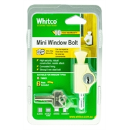 Whitco Primrose CYL4 Mini Bolt Lock