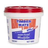 Timbermate 500g Ebony Wood Filler
