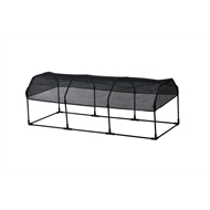 Vegtrug 1.8m Medium Frame And Shade Cover