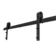 Lockwood 2m Outland Barn Door Track Hardware Kit