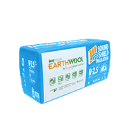 Earthwool R2.5HD 90 x 430mm 6.98m2 Wall Acoustic and Thermal Batts - 14 Pack