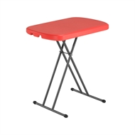 Lifetime 66cm Red Personal Table
